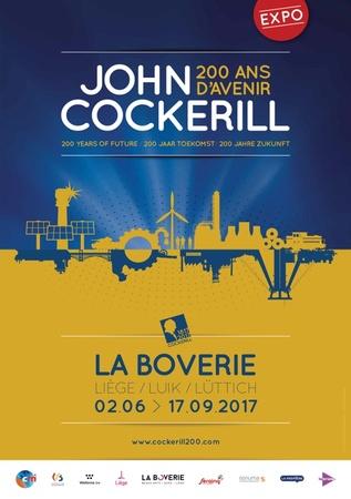 02.06.2017 > 17.09.2017: John Cockerill, 200 Jahre Zukunft