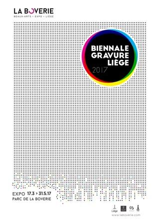 Biennale de Gravure – 11. Ausgabe | 17.03 > 14.05.2017
