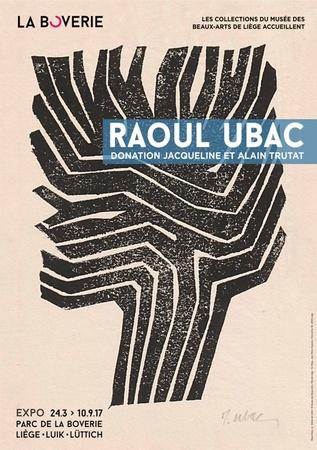 23.03.2017 > 10.09.2017: Raoul Ubac-Ausstellung
