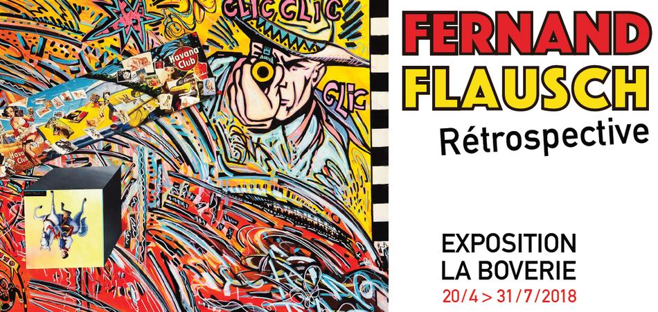 Fernand Flausch-Retrospektive