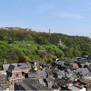 Besuchen Sie Liège