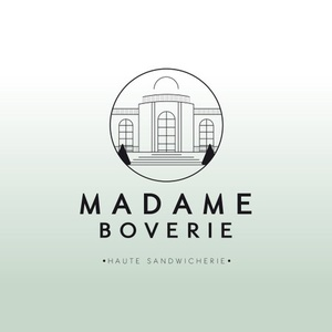 Madame Boverie: Sandwich-Bar
