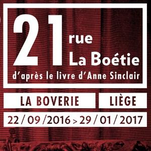 Expo  : 21 rue La Boétie